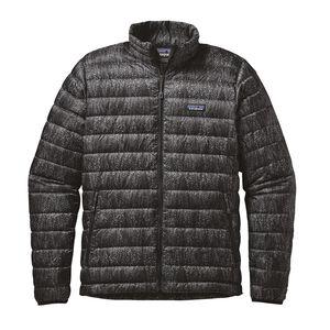 M's Down Sweater, Forestland: Black (FOBK)
