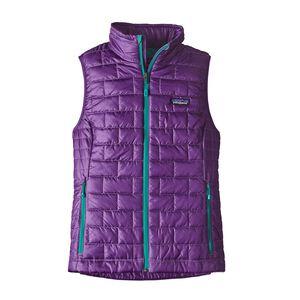 W's Nano Puff® Vest, Purple (PUR)