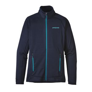 W's R1® Full-Zip Jacket, Navy Blue (NVYB)