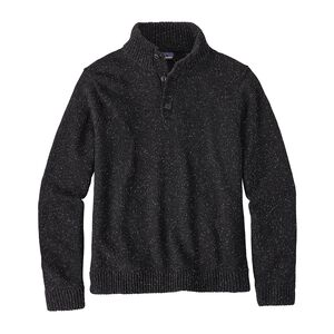 M'S OFF COUNTRY P/O SWEATER, Black (BLK)