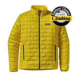 M's Nano Puff® Jacket, Yosemite Yellow (YSMY)