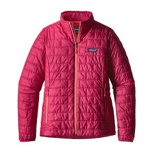 W's Nano Puff® Jacket, Craft Pink (CFTP)