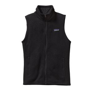 W's Better Sweater™ Fleece Vest, Black (BLK)