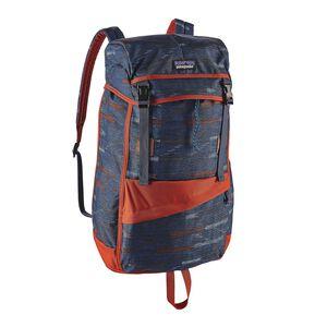 Arbor Grande Backpack 32L, Elwha Ikat: Navy Blue (EWNV)