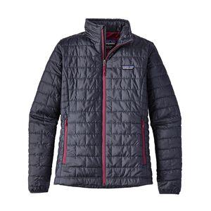 W's Nano Puff® Jacket, Smolder Blue (SMDB)