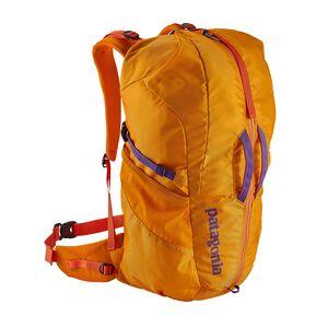 Crag Daddy Pack 45L, Sporty Orange w/Campfire Orange (SOCO)