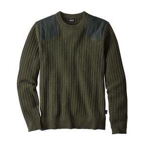 M's Fog Cutter Sweater, Glades Green (GLDG)