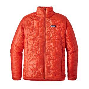 M's Micro Puff® Jacket, Paintbrush Red (PBH)