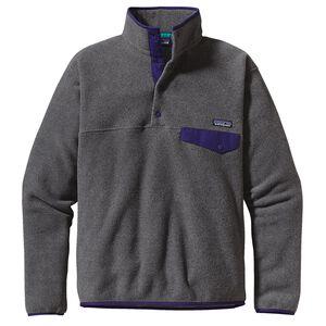 M's Lightweight Synchilla® Snap-T® Pullover - European Fit, Nickel (NKL)