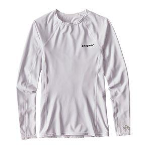 W's RØ® Long-Sleeved Top, White (WHI)