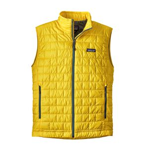 M's Nano Puff® Vest, Chromatic Yellow (CYL)