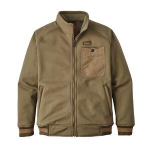 M's Tin Shed Jacket, Dark Ash (DKAS)
