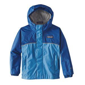 Baby Torrentshell Jacket, Radar Blue (RAD)