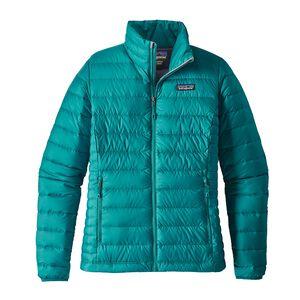 W's Down Sweater Jacket, Elwha Blue (ELWB)
