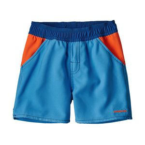 Baby Forries Shorey Board Shorts, Radar Blue (RAD)