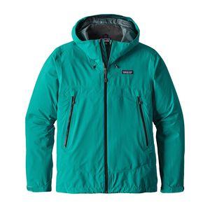 M's Cloud Ridge Jacket, True Teal (TRUT)