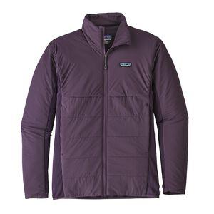 M's Nano-Air® Light Hybrid Jacket, Piton Purple (PTPL)