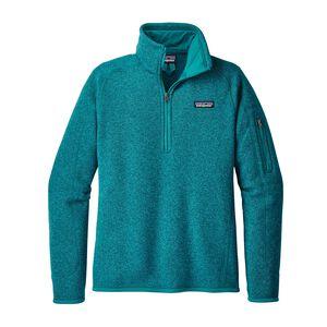 W's Better Sweater™ 1/4-Zip, Elwha Blue (ELWB)