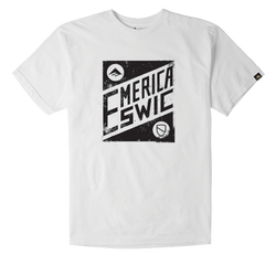 Emerica X Eswic Tee - WHITE - hi-res