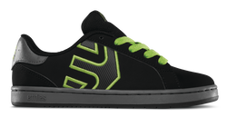 Fader LS Kids - BLACK/GREY - hi-res | Etnies