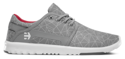 SCOUT - GREY/LIGHT GREY/RED - hi-res