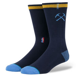 NUGGETS ARENA LOGO | NAVY | L