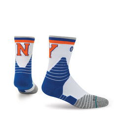 KNICKS CORE QTR | WHITE | L