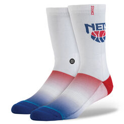 NJ NETS HWC | WHITE | L