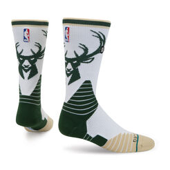 BUCKS LOGO CREW | GREEN | L