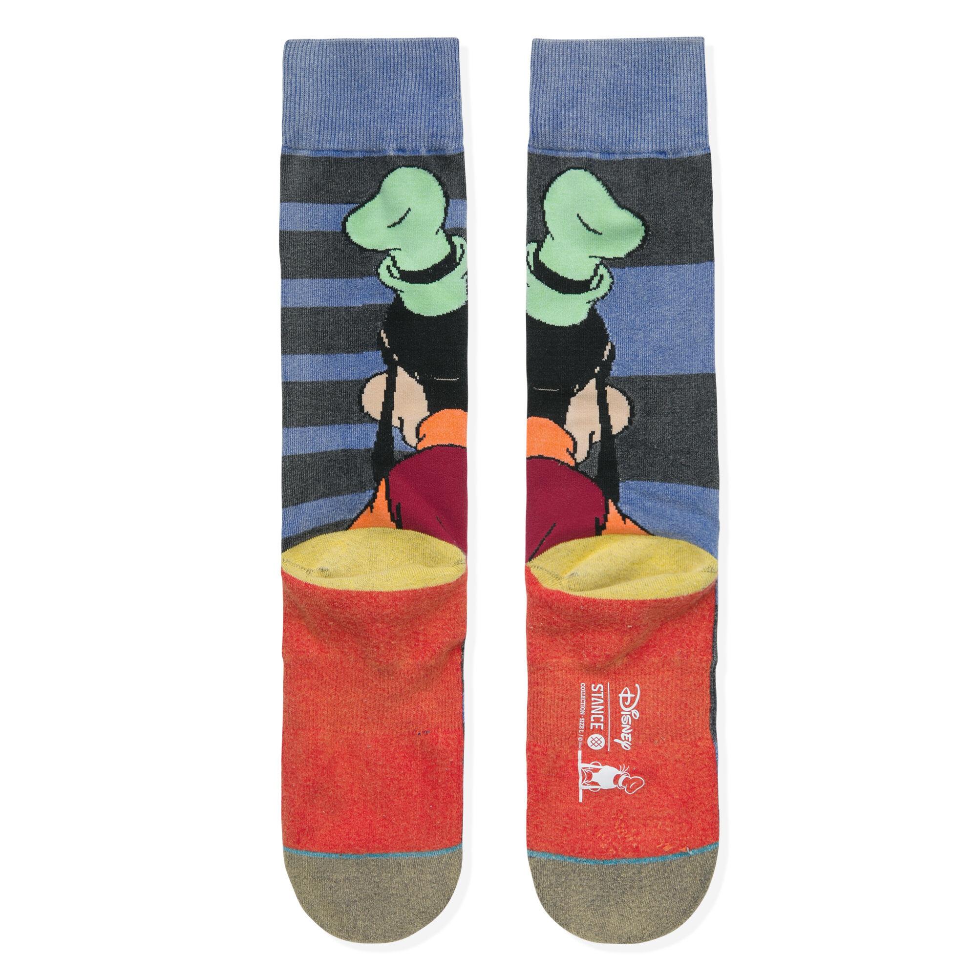 Goofy Mens Disney Socks Stance