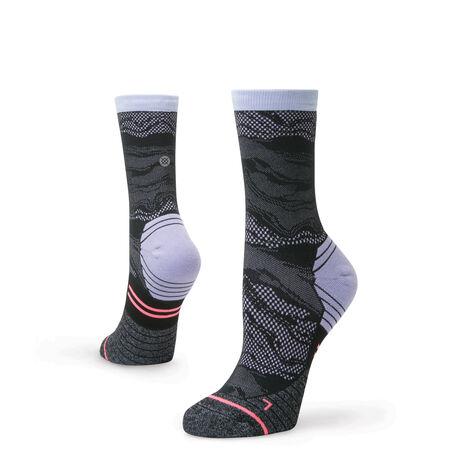 Mood Crew - Womens Run Socks   Stance
