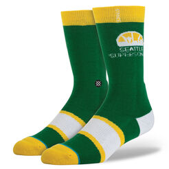 SEATTLE SUPER SONICS | GREEN | L